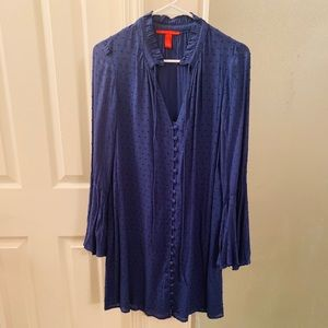 Chelsea and Violet Bell Sleeve dress